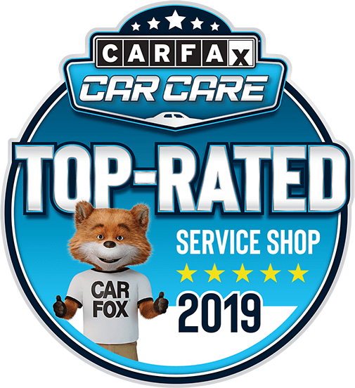 2019 CarFax Top Rated Shop